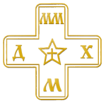 EQUALATERAL CROSS OF THE MOTHER OF THE WORLD. The Main Symbol of «the Great White Fraternity» «USMALOS»