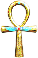 ANKH. The key of Eternal Life of Isis-Sothis-Sophia